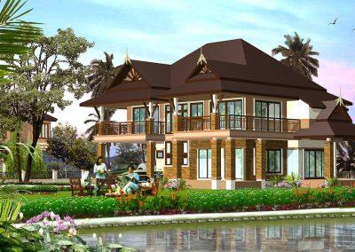 дизайн проект дома на чалонге