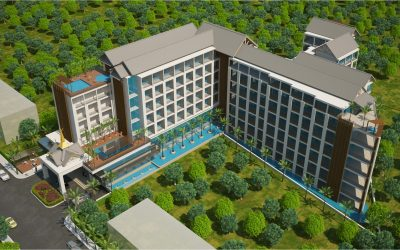 Trends in the market of hotels development