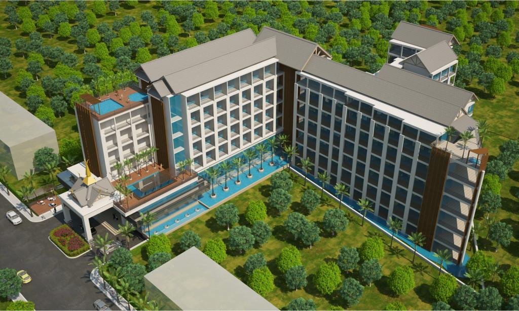 hotel for sale in phuket, kata-karon beach