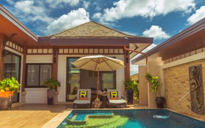 Show villa at Rawai Vip Villa open for viewing
