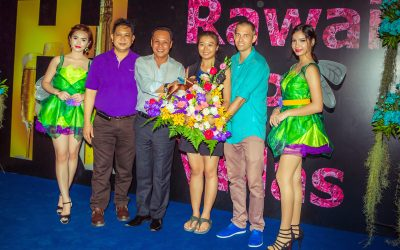 The Grand Opening Party for Rawai VIP Villas Project [photos]