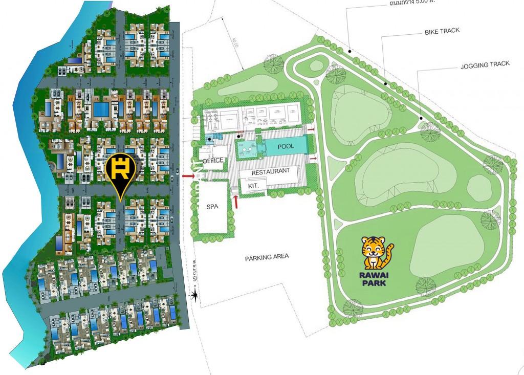 строительство раваи Парка