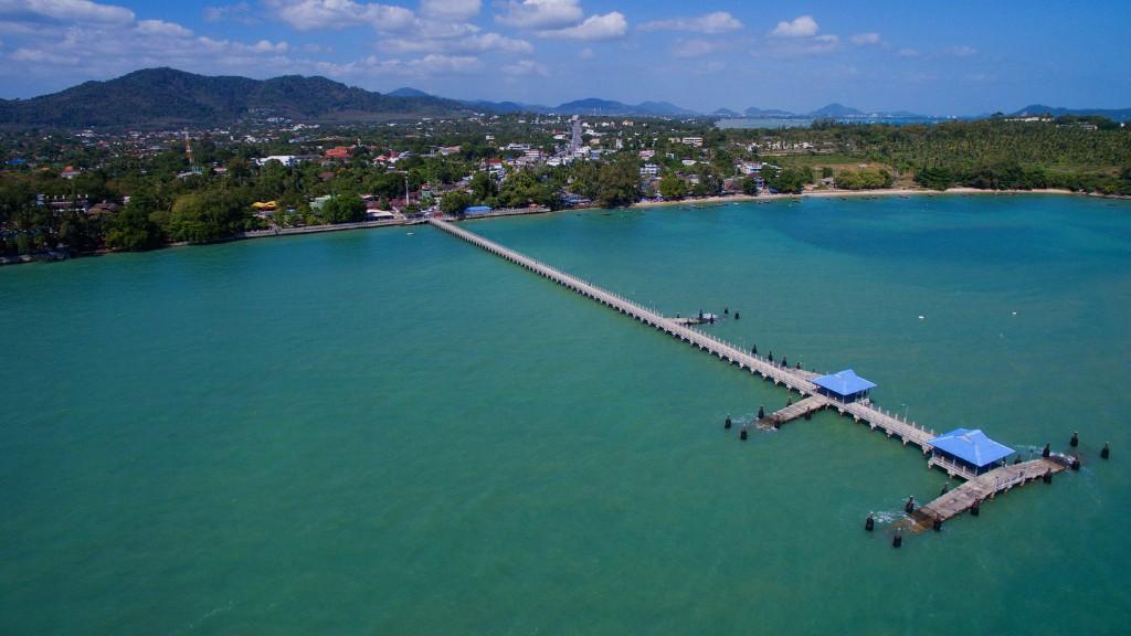 rawai pier development extension