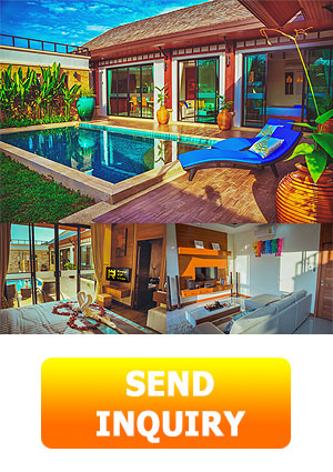 Rawai villas for rent
