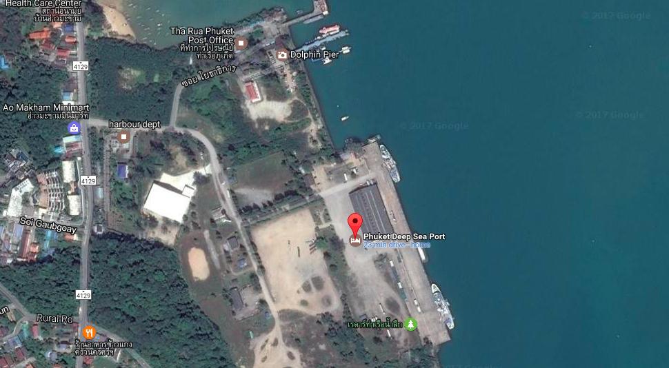 port of Phuket