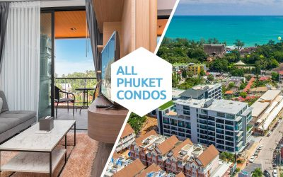 A-Z New Condominiums in Phuket — All New Developments