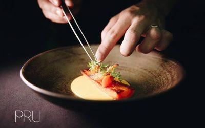 The First Michelin Star in Phuket – PRU Restaurant