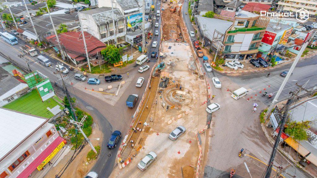 Chalong Underpass, Phuket