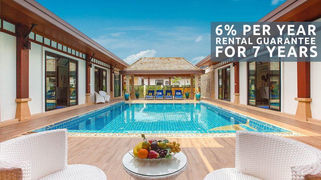 Rawai VIP Villas Investment Family Resort