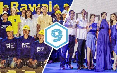 Foundation of Phuket9 Company