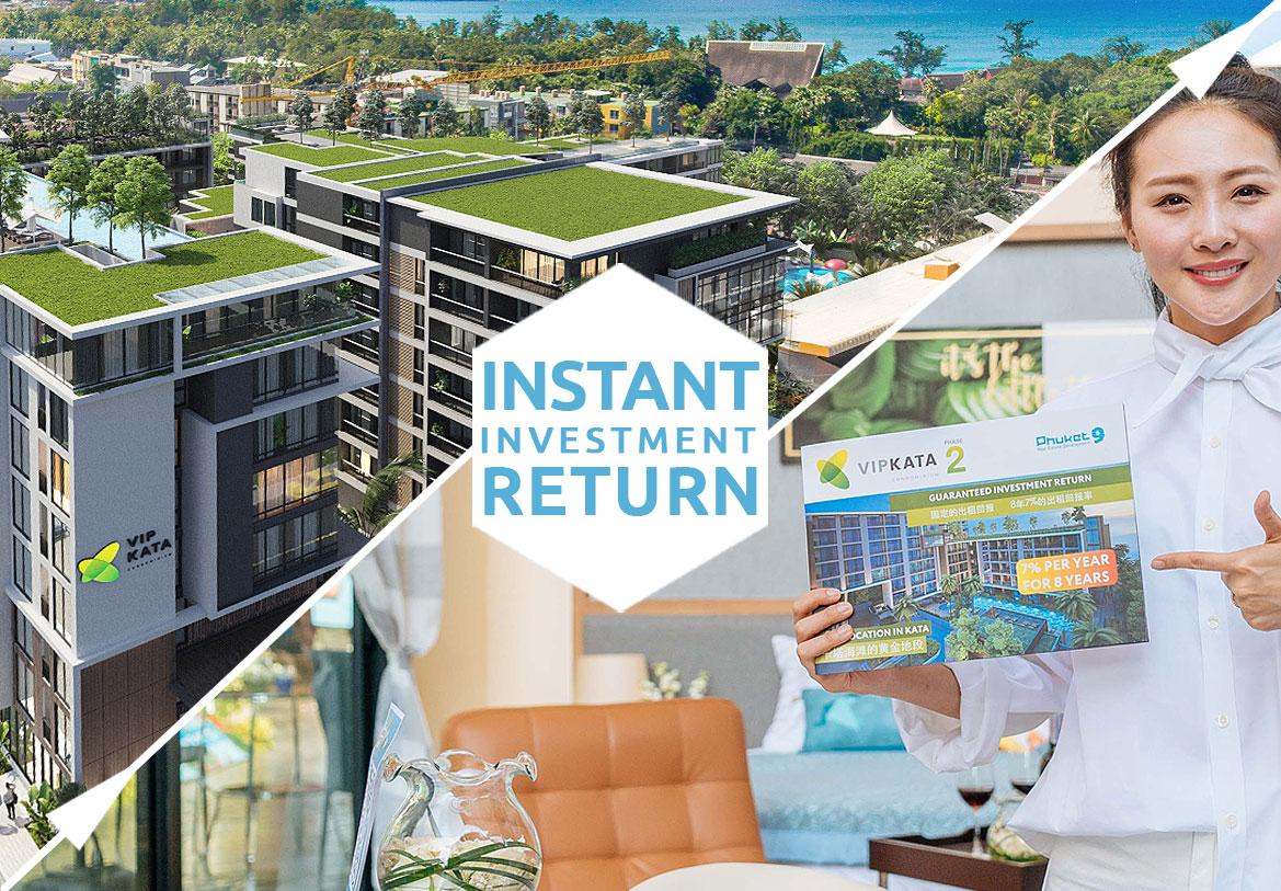 investment return property in phuket