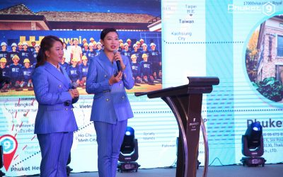 Phuket9 in Beijing – Presentation of VIP KATA2 Condominium