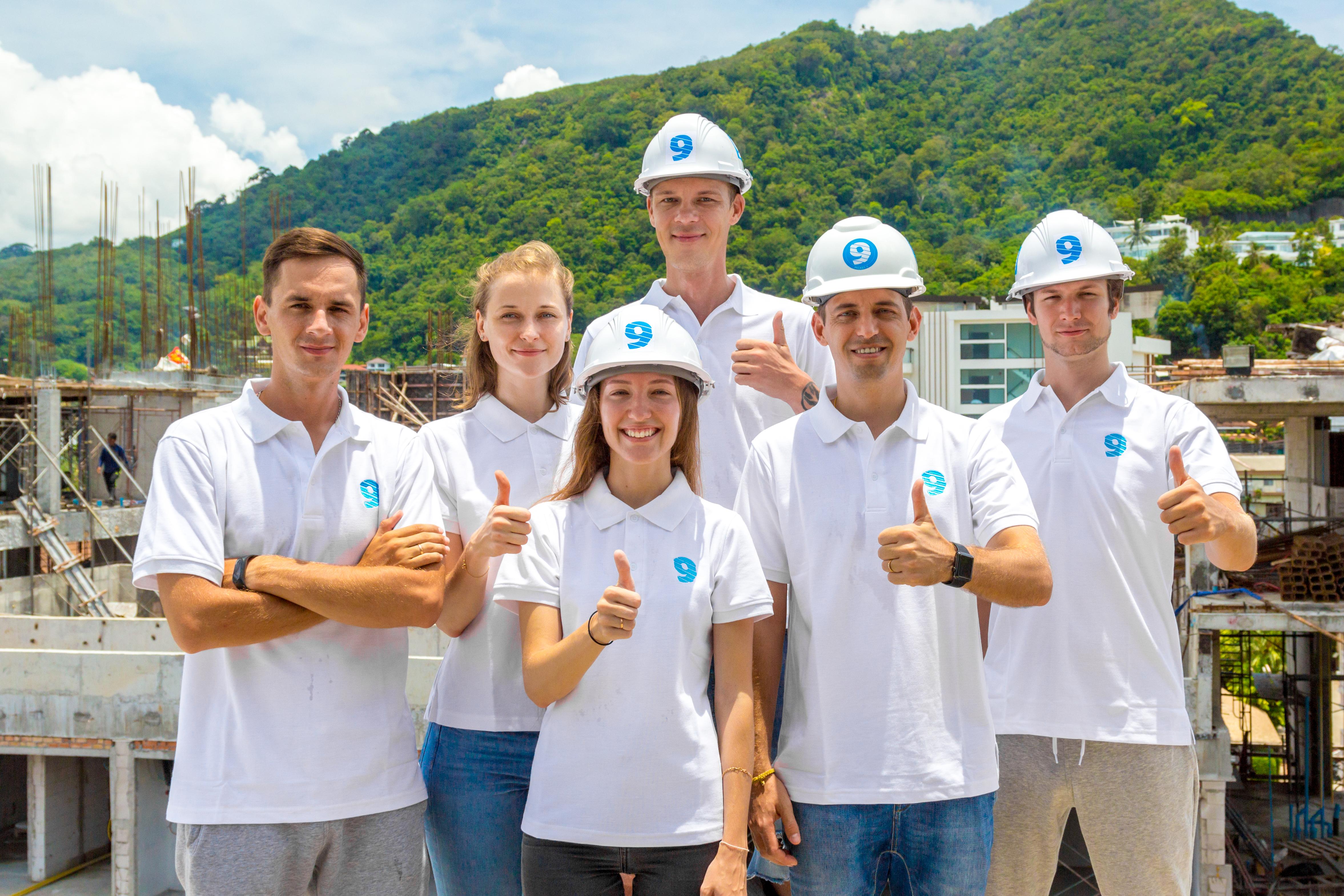 phuket9 team