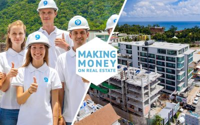 Making money from Phuket Real Estate Investing