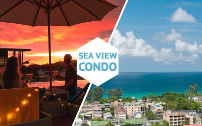 Seaview condo in Phuket — new project announced by Phuket9