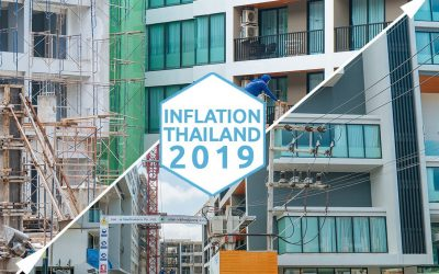 Results of 2019: inflation in Thailand was 0.71%