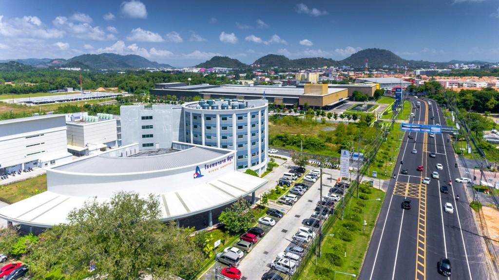 госпиталь чалонг Дибук