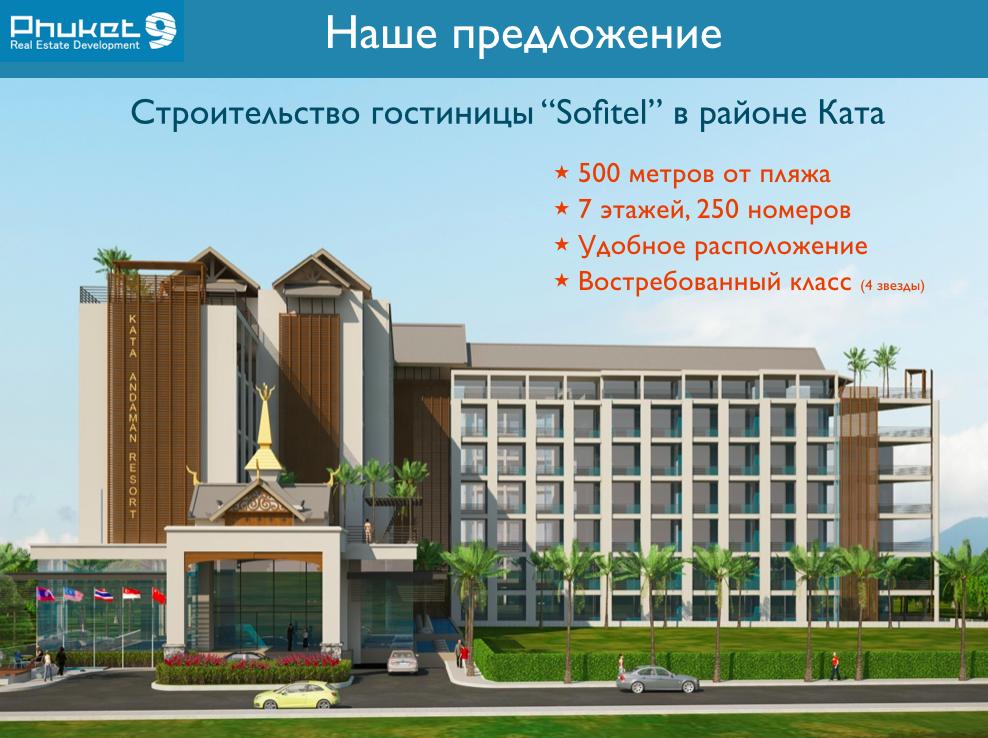 Тенденции на рынке строительства гостиниц - 2