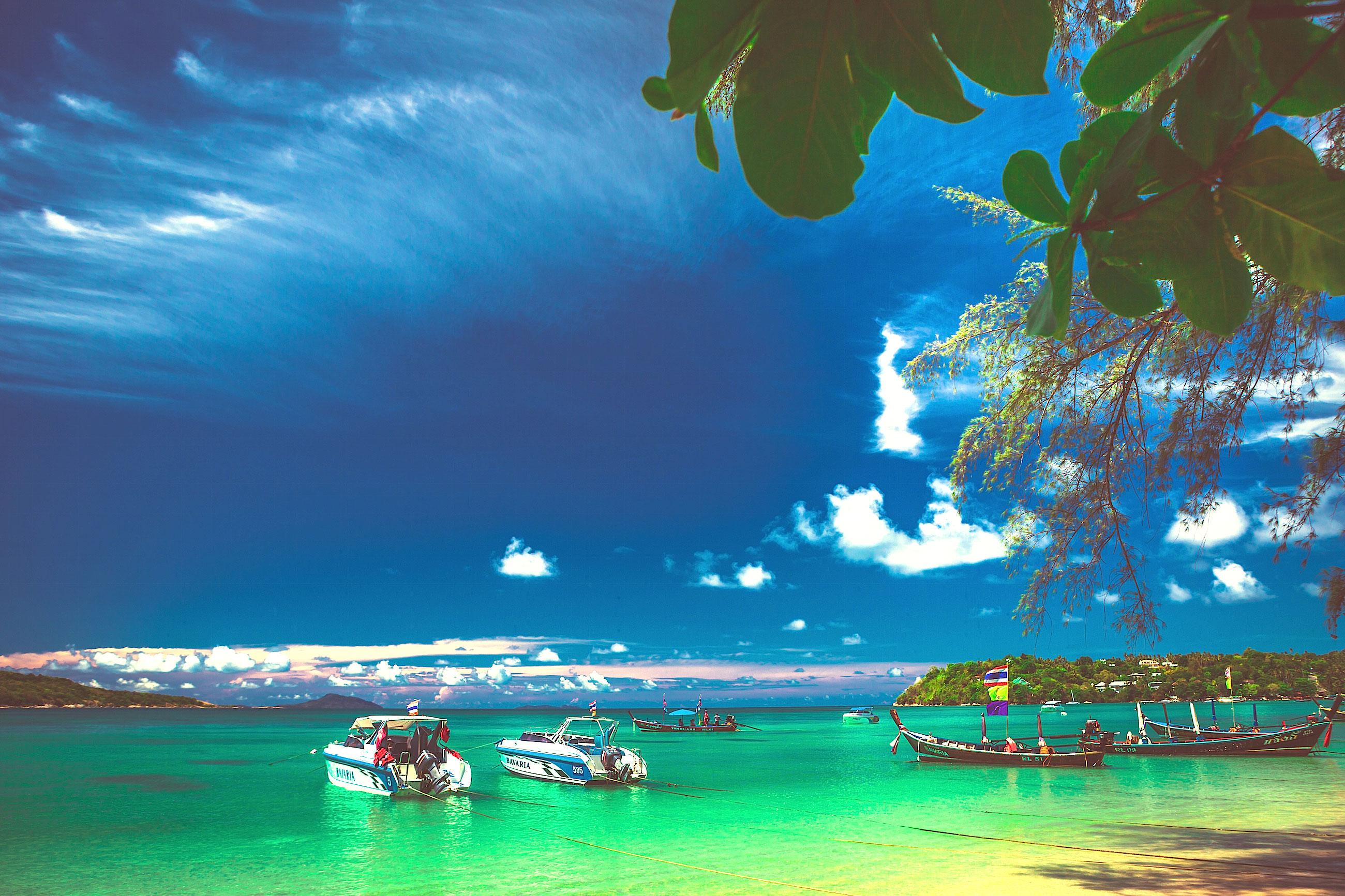 rawai beach, phuket