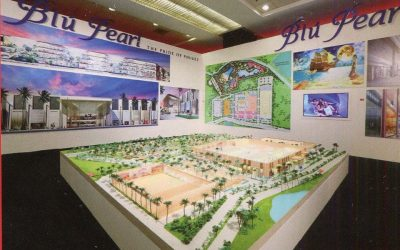 BlúPearl – construction of the largest mall in Phuket