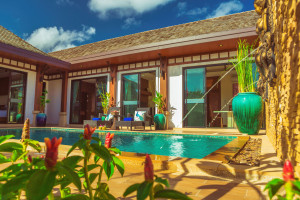 Rawai VIP Villas Availability Phase 1 - 5