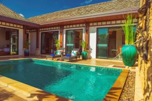 top developments in phuket บ้านตัวอย่างที่โครงการราไวย์ วีไอพี วิลล่า เปิดให้เข้าชมแล้ว