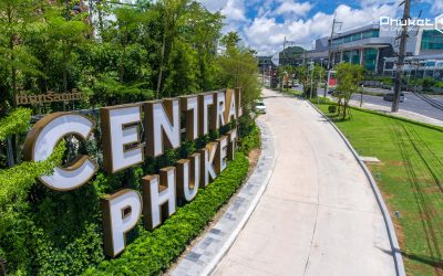 Shopping Centers in Phuket