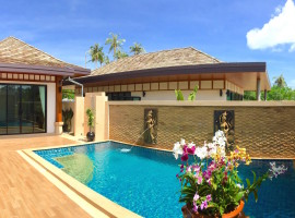 Rawai Vip Villa 3 - 3BD