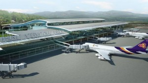 new phuket airport terminal