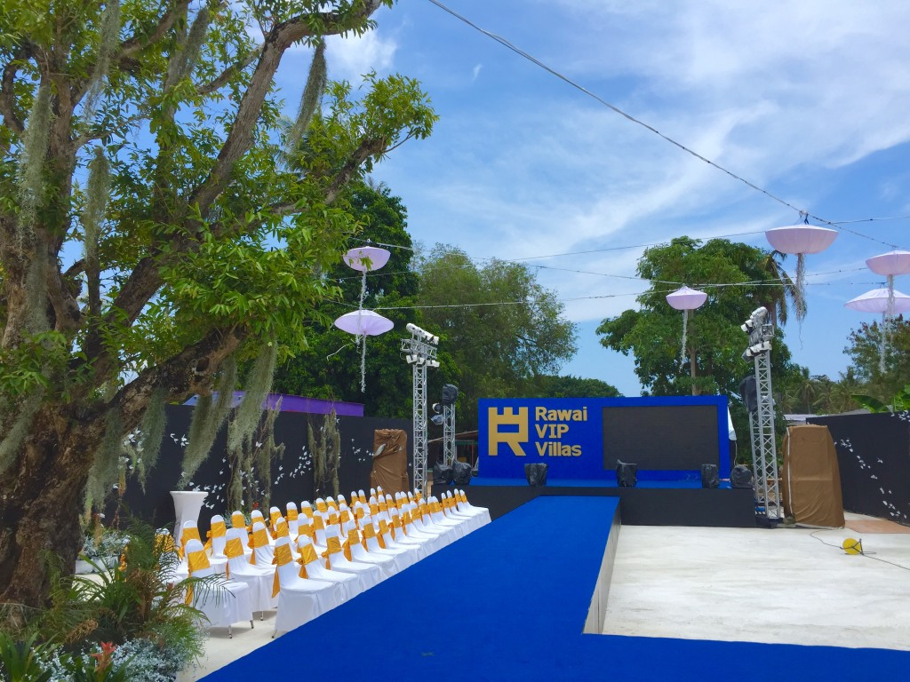 Grand Opening Party for Rawai Vip Villas [invitation] - 2