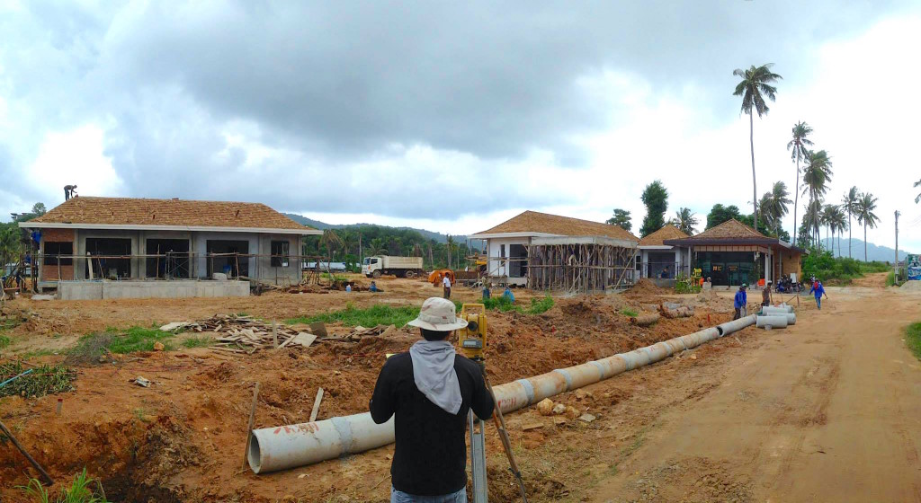 Flooding Test for Rawai VIP Villas: Passed - 2