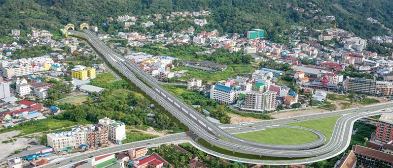 The Development of Road and Transport Infrastructure in Phuket - 3