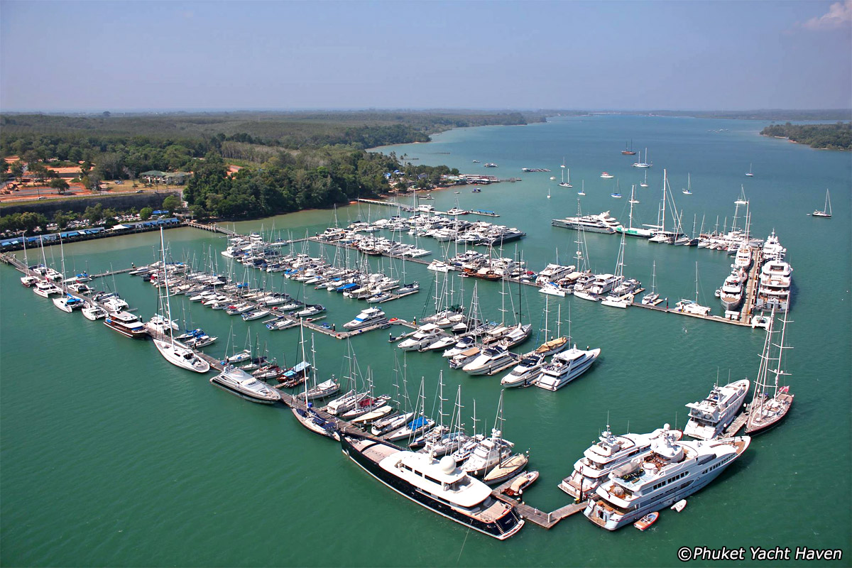 Investments in Phuket's Yacht Marinas - 4