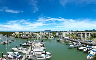 Investments in Phuket's Yacht Marinas