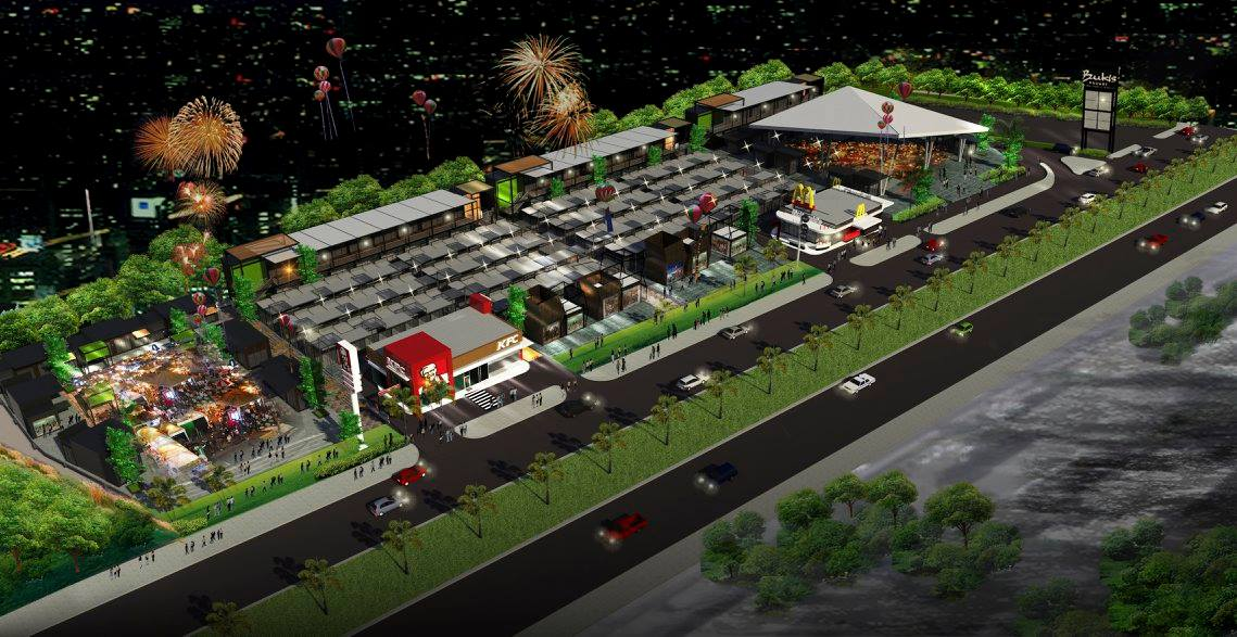 Construction of 6 new shopping centers in Phuket - 3
