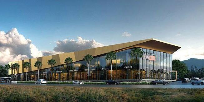 Строительство 6 крупных торгово-развлекательных центров на Пхукете - 6