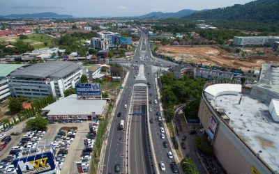 The Development of Road and Transport Infrastructure in Phuket