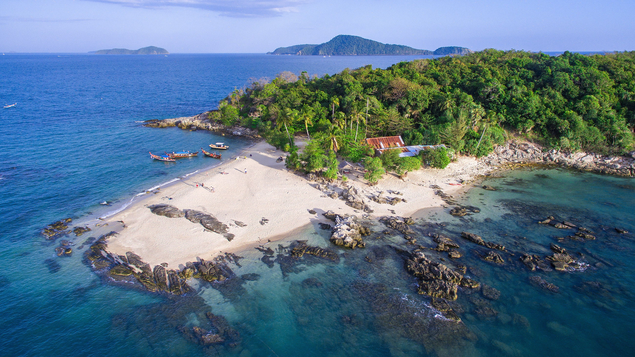 Rawai Beach – infrastructure, photos, places and property