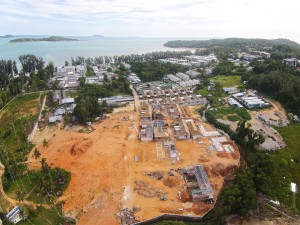 development in Phuket