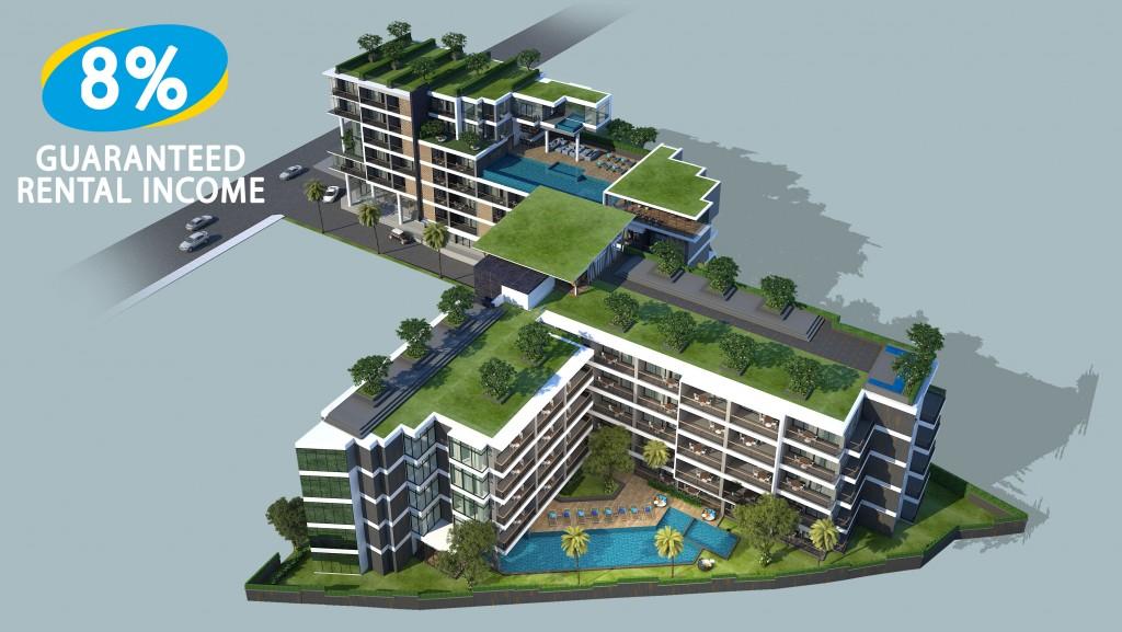 卡塔VIP公寓 –公寓待售 - 6