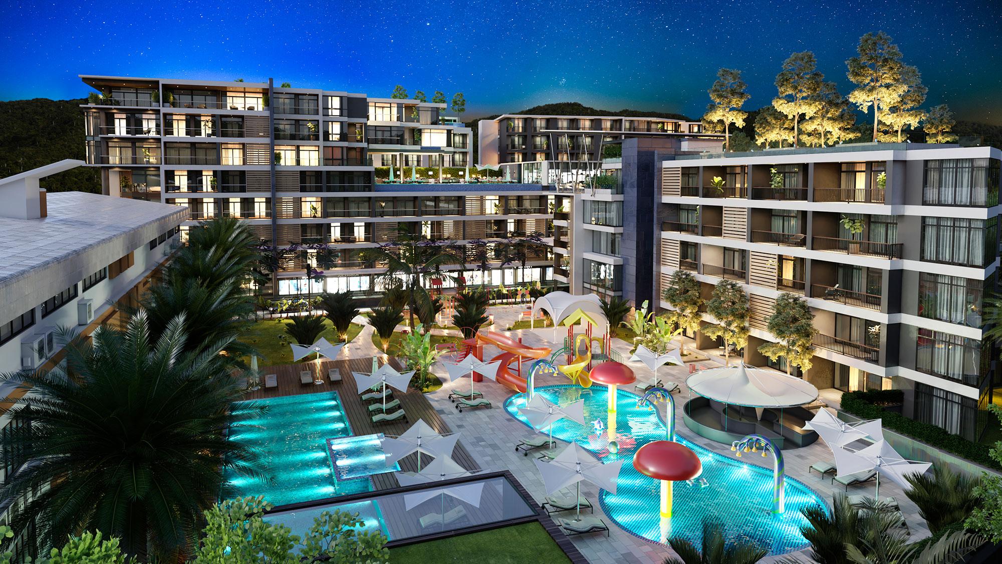 Vip Kata Condominium New Phuket Condominium For Sale