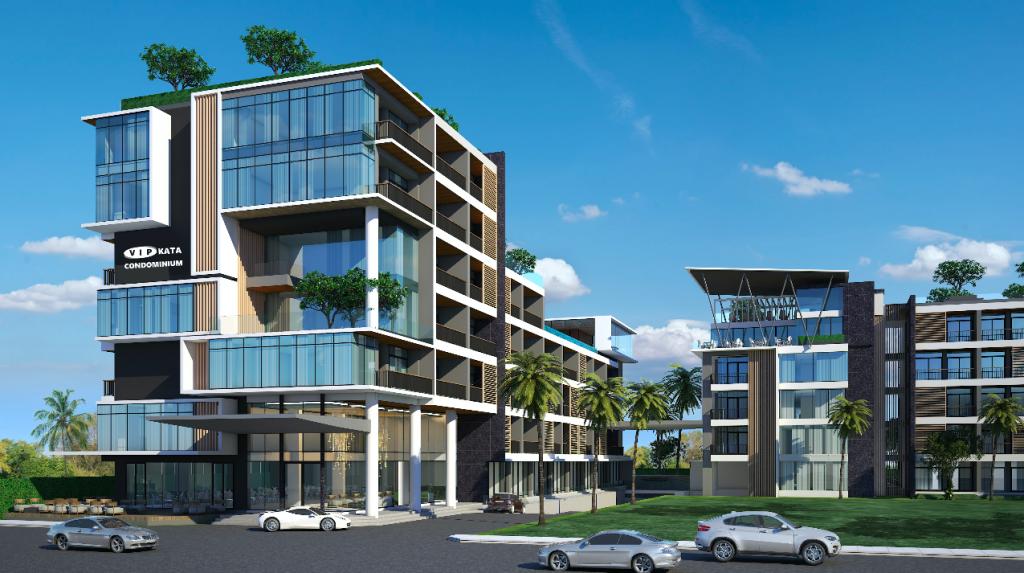卡塔VIP公寓 –公寓待售 - 2
