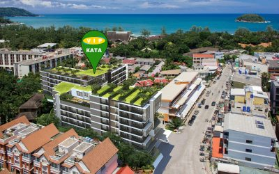 Opening of new project VIP KATA Condominium
