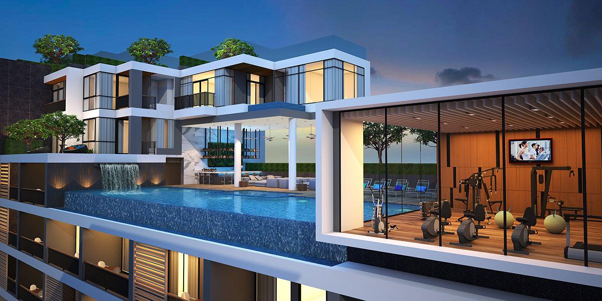 在售的 VIP KATA 公寓项目 - 6