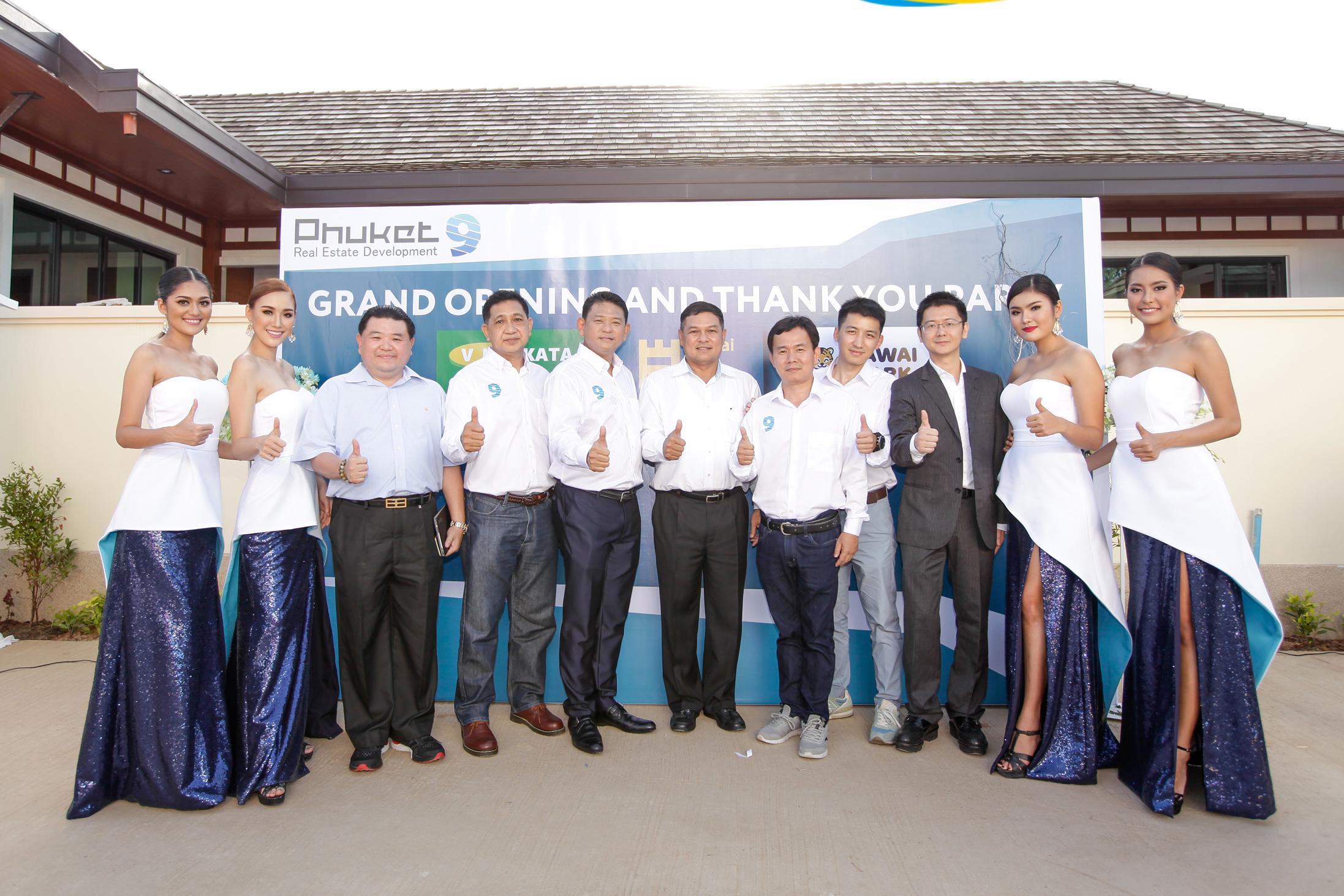 grand opening phuket9