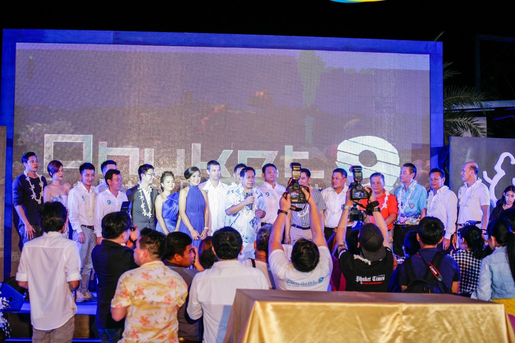 governor of phuket at phuket9 grand opening