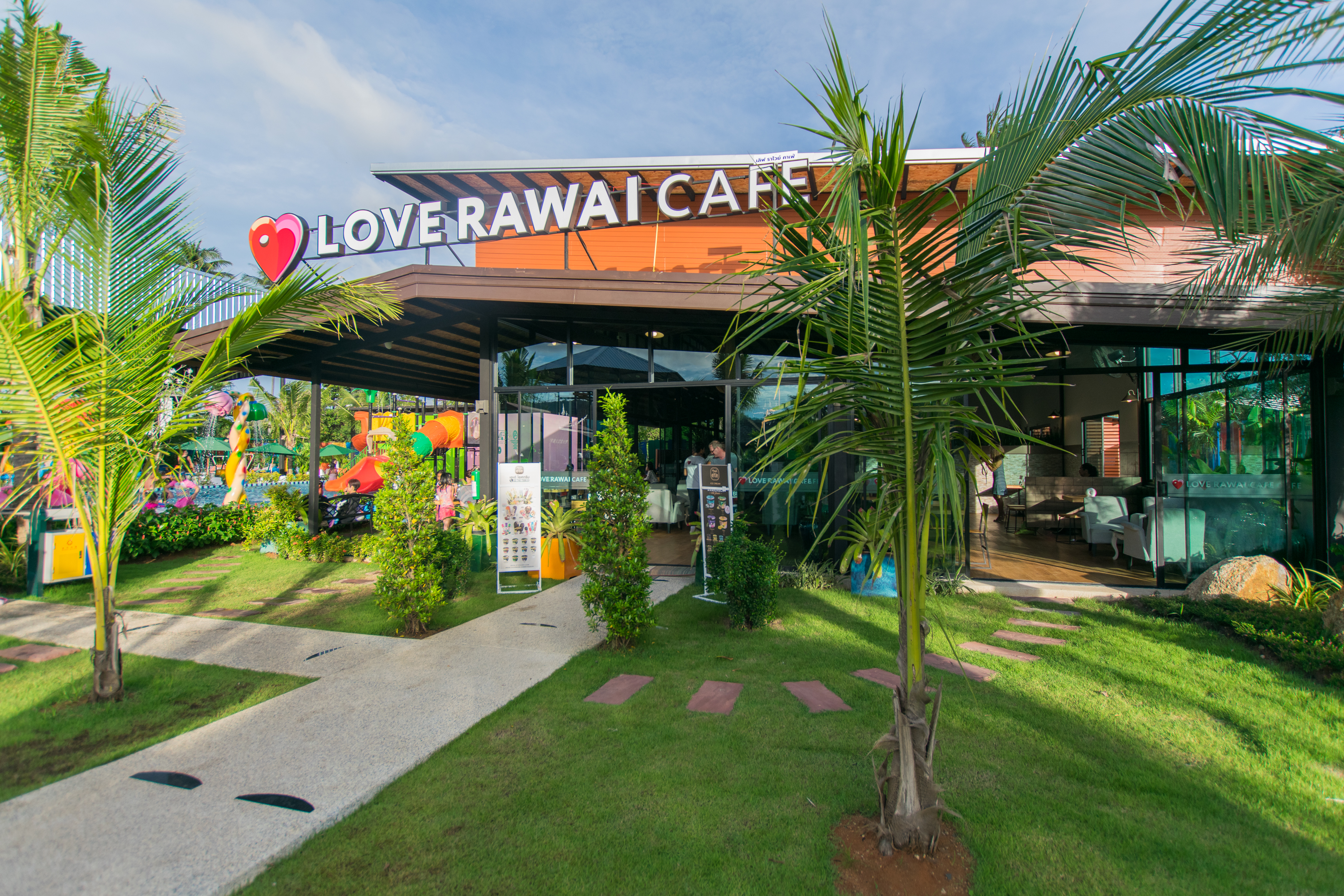 Racha S Cafe Menu