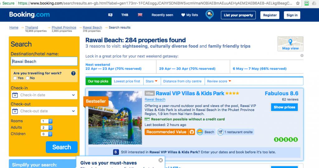 Раваи ВИП Виллас — самый продаваемый отель в районе Раваи - 6
