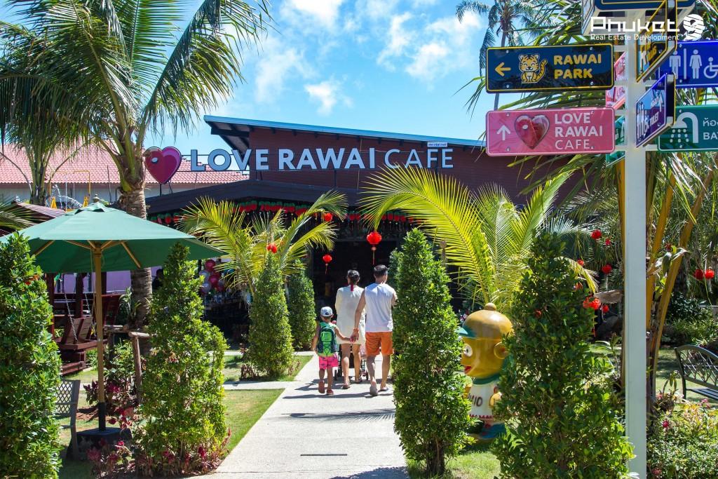 Rawai VIP Villas — the