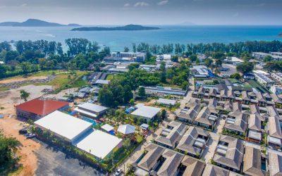 Construction of spa centre in Rawai, Phuket